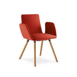 Harmony Modern 870-D | Stühle | LD Seating