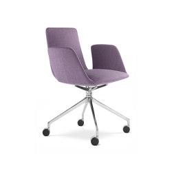 Harmony Modern 870-F75-N6 | Chairs | LD Seating