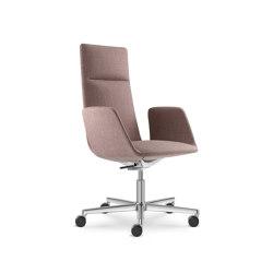 Harmony Modern 880-F37-N6 | Sedie ufficio | LD Seating