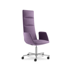 Harmony Modern 892-FR, F37-N6 | Office chairs | LD Seating