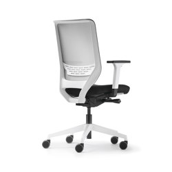 to-sync mesh white | Office chairs | TrendOffice