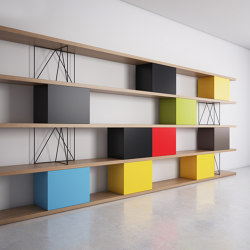 Ingravitta | Shelving | BK CONTRACT