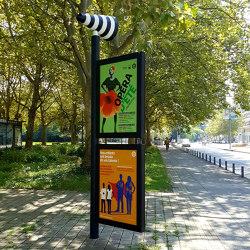 Vox | Advertising displays | TF URBAN