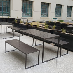 Soft Table | Dining tables | TF URBAN