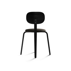 Afteroom Dining Chair Plus, Seat with fabric | Sillas | MENU