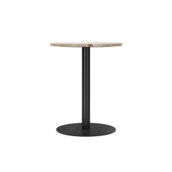 Harbour Column Dining Table, Kunis Breccia Stone | Bistro tables | MENU