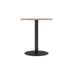 Harbour Column Dining Table, Kunis Breccia Stone | Tables de bistrot | MENU