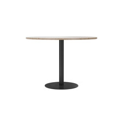 Harbour Column Dining Table, Kunis Breccia Stone | Tables de repas | MENU