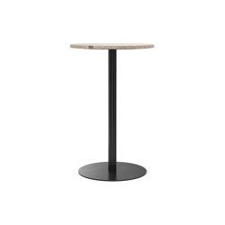 Harbour Column Counter Table, Kunis Breccia Stone | Tavoli alti | MENU