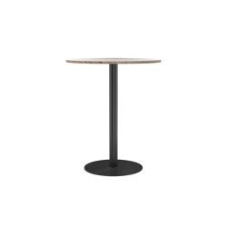 Harbour Column Counter Table, Kunis Breccia Stone | Standing tables | MENU