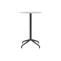 Harbour Column Counter Table, Star Base | Standing tables | MENU