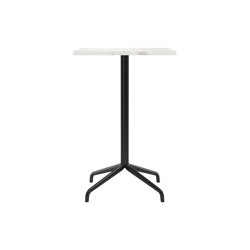 Harbour Column Counter Table, Star Base | Tavoli alti | MENU