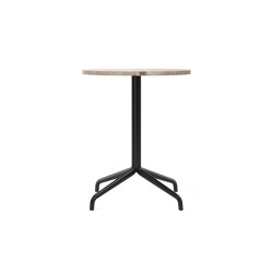 Harbour Column Dining Table, Star Base | Tables de bistrot | MENU