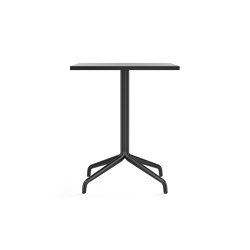 Harbour Column Dining Table, Star Base | Bistro tables | MENU