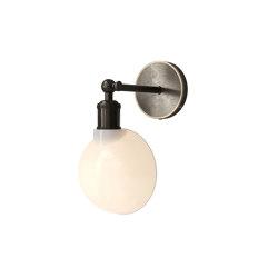 Walker Lamp, Opal | Lampade parete | MENU