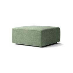 Eave Modular Sofa, Pouf, 86 | Poufs | MENU
