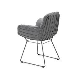 Leyasol   Outdoor   Armchair High   Chairs   FREIFRAU MANUFAKTUR