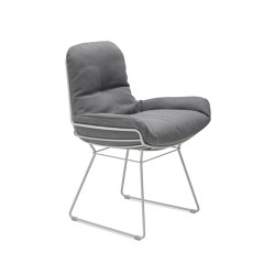 Leyasol | Outdoor | Armchair Low | Sedie | FREIFRAU MANUFAKTUR
