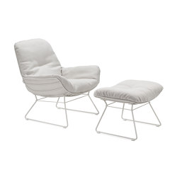 Leyasol | Outdoor | Lounge Chair | Sillones | FREIFRAU MANUFAKTUR