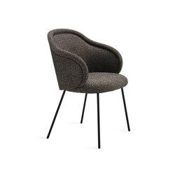 Ona | Curved Armchair | Chairs | FREIFRAU MANUFAKTUR