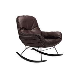 Leyasol   Indoor   Rocking Lounge Chair   Sessel   FREIFRAU MANUFAKTUR