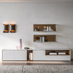 Pass-Word Evolution | Multimedia sideboards | Molteni & C
