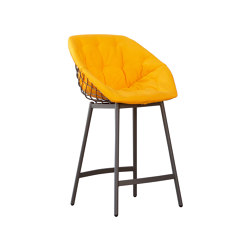 Canasta with cover | Bar stools | Musola