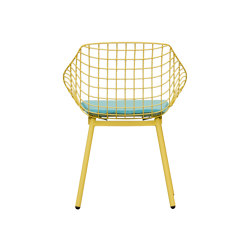 Canasta with cushion | Chairs | Musola
