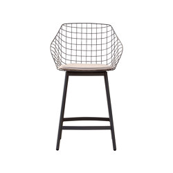 Canasta with cushion | Bar stools | Musola