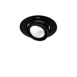 Simon 640.10 Flush mount | Recessed ceiling lights | Simon