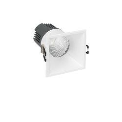 Simon 703.22 Square Comfort | Recessed ceiling lights | Simon