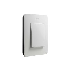 Detail 82 | Original Switch Imagine white | Interruttore bilanciere | Simon