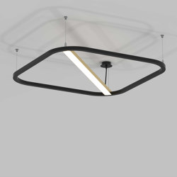 MORFI DIAGONAL | Suspended lights | PETRIDIS S.A