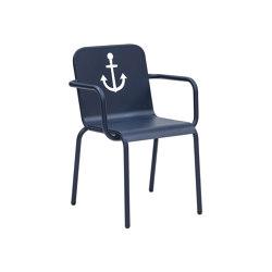 Nautic Armchair | Chairs | iSimar