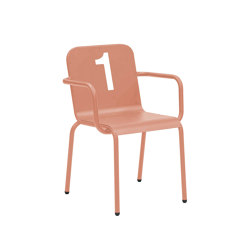 Number Armchair | Chaises | iSimar