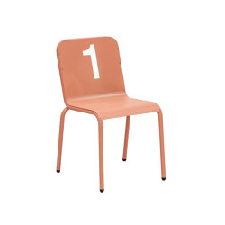Number Chair | Chairs | iSimar