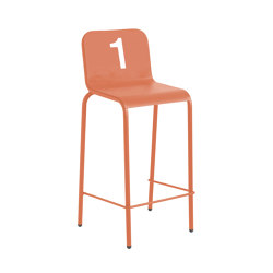 Number Stool | Taburetes de bar | iSimar