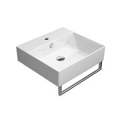 Kube X 50| Washbasin | Wash basins | GSI Ceramica