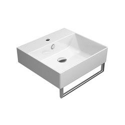 Kube X 50  Washbasin   Wash basins   GSI Ceramica