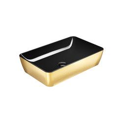 Gold Platinum 60X38   Washbasin   Wash basins   GSI Ceramica