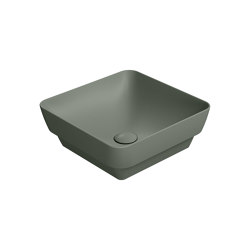Color Elements 38X38 Ti   Washbasin   Wash basins   GSI Ceramica