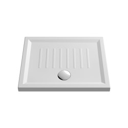 H6 90X72 | Shower Tray | Shower trays | GSI Ceramica