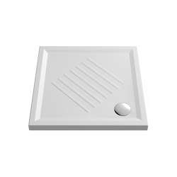 H6 90X90 | Shower Tray | Shower trays | GSI Ceramica