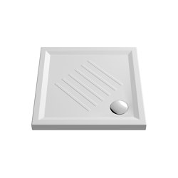 H6 80X80 | Shower Tray | Shower trays | GSI Ceramica