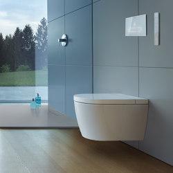 SensoWasch® Starck f Plus | WC | DURAVIT