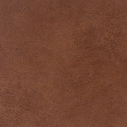 Rust | Terra Di Sienna | Metal sheets | Pure + FreeForm