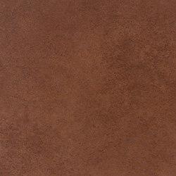 Rust | Terra Di Sienna | Plaques de métal | Pure + FreeForm