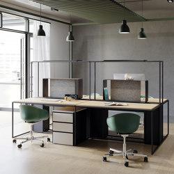 Frame   Desks   ERSA