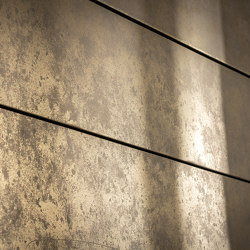Wall Paneling | Flat Lock | Metal sheets | Pure + FreeForm