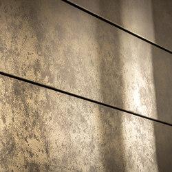 Wall Paneling | Flat Lock | Plaques de métal | Pure + FreeForm